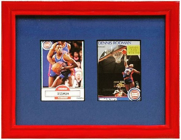 Example of a Memorabilia Custom Frames by FrameStore.