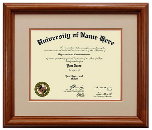 Diploma Frame Store Graduation Diploma Framing Los Angeles California