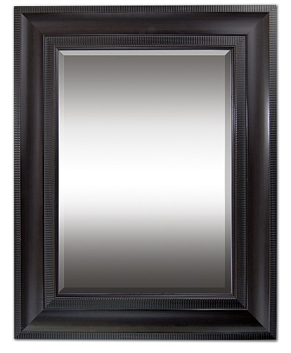 Example of a Mirror Custom Frames by FrameStore.